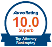 Alvin Foreman Avvo 10.0 Superb Rating Top Attorney Bankruptcy