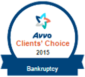 Alvin Foreman Avvo Clients' Choice 2015 Bankruptcy